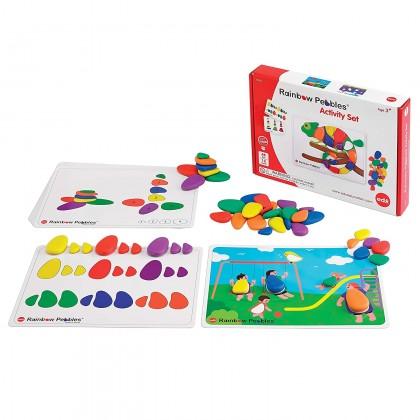 Edx Education Junior Rainbow Pebbles
